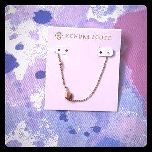 Kendra Scott Rose Gold Necklace